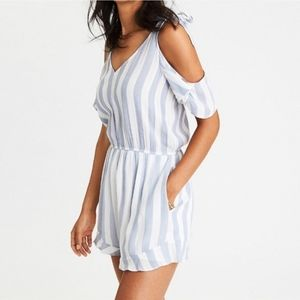 American Eagle Outfitters Shorts Romper